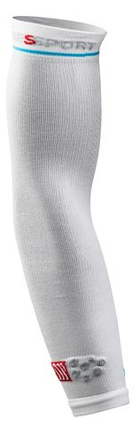 Compressport Arm Force Armsleeves Vit