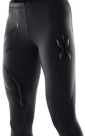 2XU PWX 3/4 Compression Tights Nero Dam