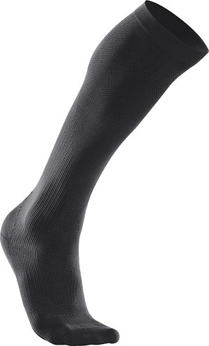 2XU Performance Run Socks Svart Herr