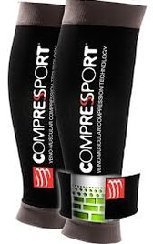 Compressport US UltraSilicone Svart