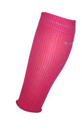 Gococo Compression Calf Sleeves Mörkrosa
